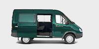 Автомобиль-фургон ГАЗ-2752