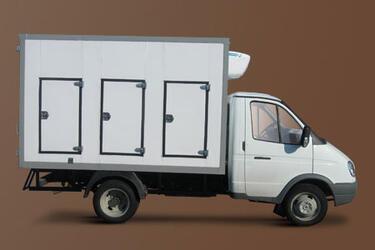 Фургон для перевозки мороженого