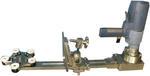 Переносные станки для ремонта уплотнительных поверхностей корпусов задвижек без удаления их из трубопроводов и клиньев задвижек