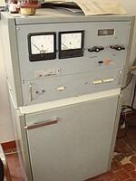 Источник возбуждения спектров ИВС-28