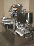 Автомат закатки флаконов