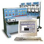 Стационарная установка групповой поверки и регулировки счетчиков электроэнергии