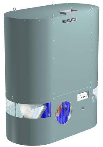 ГГВ-500 горелка газовая вихревая