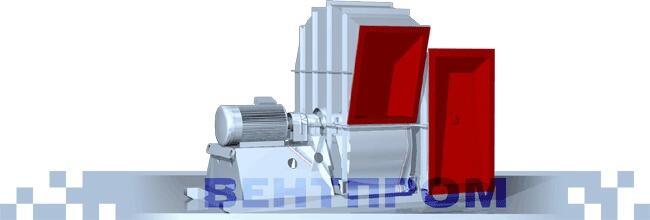 Вентилятор радиальный ВЦ-15