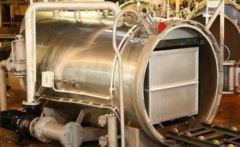 Автоклавы горизонтальные МАГ для стерилизации консервов