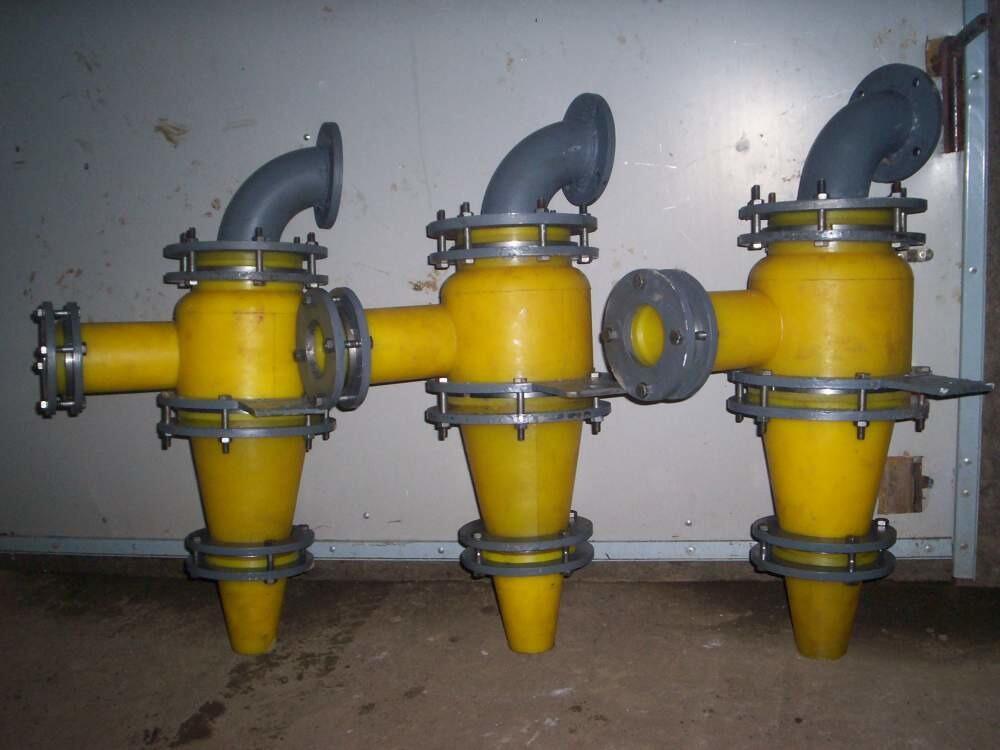 Гидроциклон ГЦП-150-20
