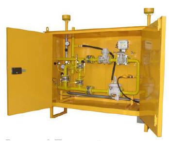 фильтры газовые для грпш