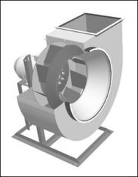 Вентиляторы радиальные низкого давления ВЦ4-75