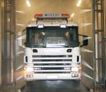 Установки моечные для тяжелых грузовых автомобилей XJ-800