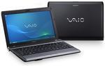 Ноутбук Sony VAIO VPC-YA1V9R Black