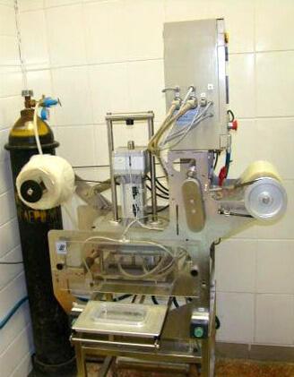 Оборудование упаковочное пневматическое Модифицированной Газовой Среде
