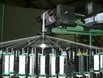 Машина для плетения кружев