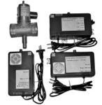 Система автоматического контроля загазованности модифицированная с клапаном САКЗ-МК