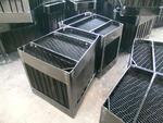 Пакеты холодного и горячего слоев нагревательной набивки регенеративных вращающихся воздухоподогревателей РВП