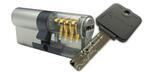 Цилиндровый механизм в539, MA-SED5555EВ-D5-C, 110мм, 55х55, без вертушки, латунь, Magnum Superior