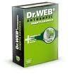 Dr. Web® ES (Антивирус+Антиспам) на 5 ПК + защита 1 файлового сервера + защита 5 почтовых ящиков/пользователей (Антивирус), картонная упаковка, на 12 месяцев
