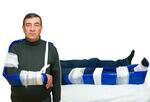 Комплект шин транспортных лестничных КШТЛ-МП-01