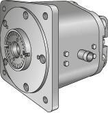 Пневмомотор ДАР-14 максиально-поршневой
