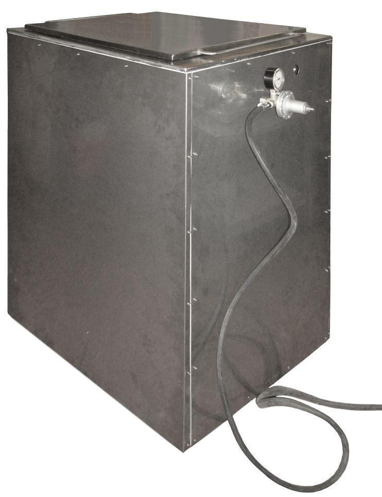 Установка для ультразвуковой очистки УЗВ-12