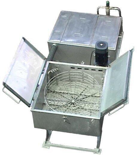 Установка для ультразвуковой и струйной промывки МО-12