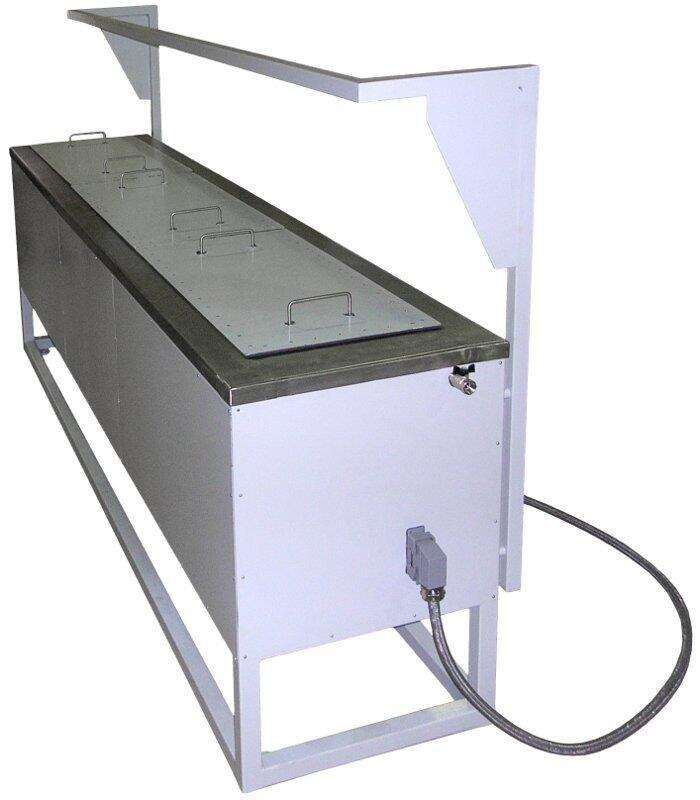 Ультразвуковая ванна МО-289