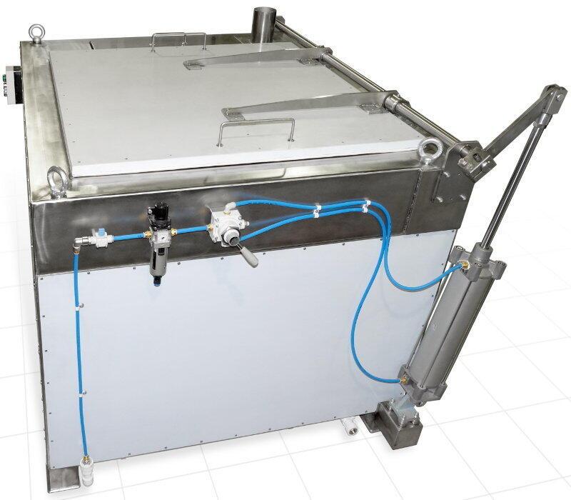 Комплекс для ультразвуковой очистки МО-391