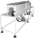 МО-1 Однонитевые установки для ультразвуковой очистки проволоки