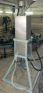 НО-156 Установка для ультразвуковой очистки сыпучих материалов