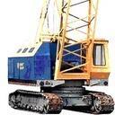 Кран гусеничный МКГ - 25БР