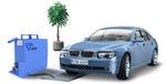 Очистные сооружения предназначены для очистки оборотной сточной воды на автомойках