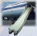 Трап надувной авиационный