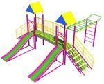 Детский игровой комплекс ДИК 14