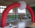 Надувные арки