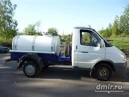 Молоковоз на базе ГАЗ 3302-388, Молоковоз ГАЗель