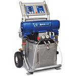 Оборудование Graco для нанесения теплоизоляционных, гидроизоляционных и заполняющих материалов.
