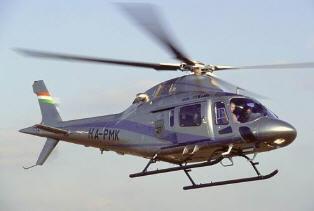 Вертолет AW119 Ke