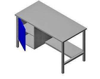 Верстаки, столы рабочие для циркулярных пил для деревообработки