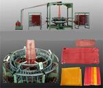 Оборудование для производства луковой сетки Leno