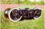 Тележка двухосная модели 18-9875 тип 2. ГОСТ 9246-2004