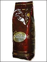 Кофе зерновой Punto It BROWN