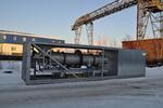 Установка термической утилизации нефтешламов ТДУ Фактор-500