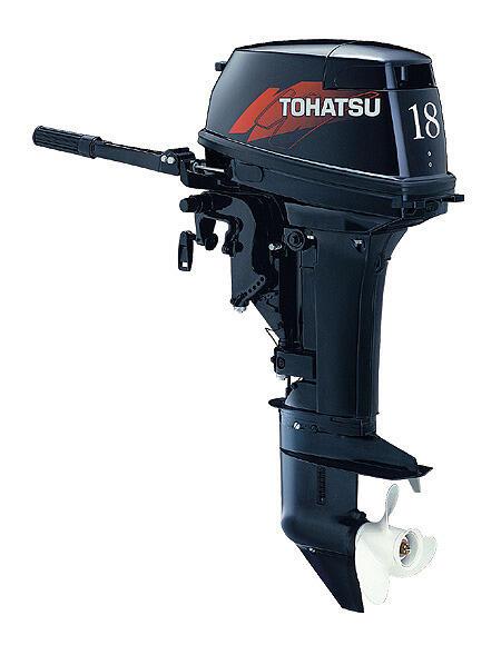 подвесной мотор тохатсу pro