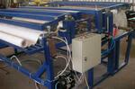 Бумагоразмоточный станок, Оборудование для производства туалетной бумаги