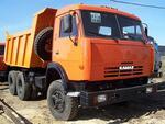 КамАЗ 55111 с капремонта, дв ЯМЗ-238, кузов от 65115.