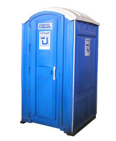Туалетная кабина Стандарт с теплым баком