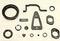 Детали резиновые и резинометаллические к автомобилям Газель