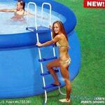 Лестница для надувных и каркасных бассейнов высотой 122 см INTEX 58974