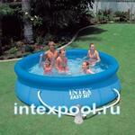 Надувной бассейн 305х76 см. INTEX 56922