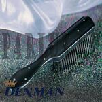 Пятирядная расческа щетка Denman D14  T014DIAMBLK