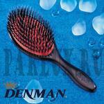 Расческа щетка с нейлоновыми щетинками Denman D81L